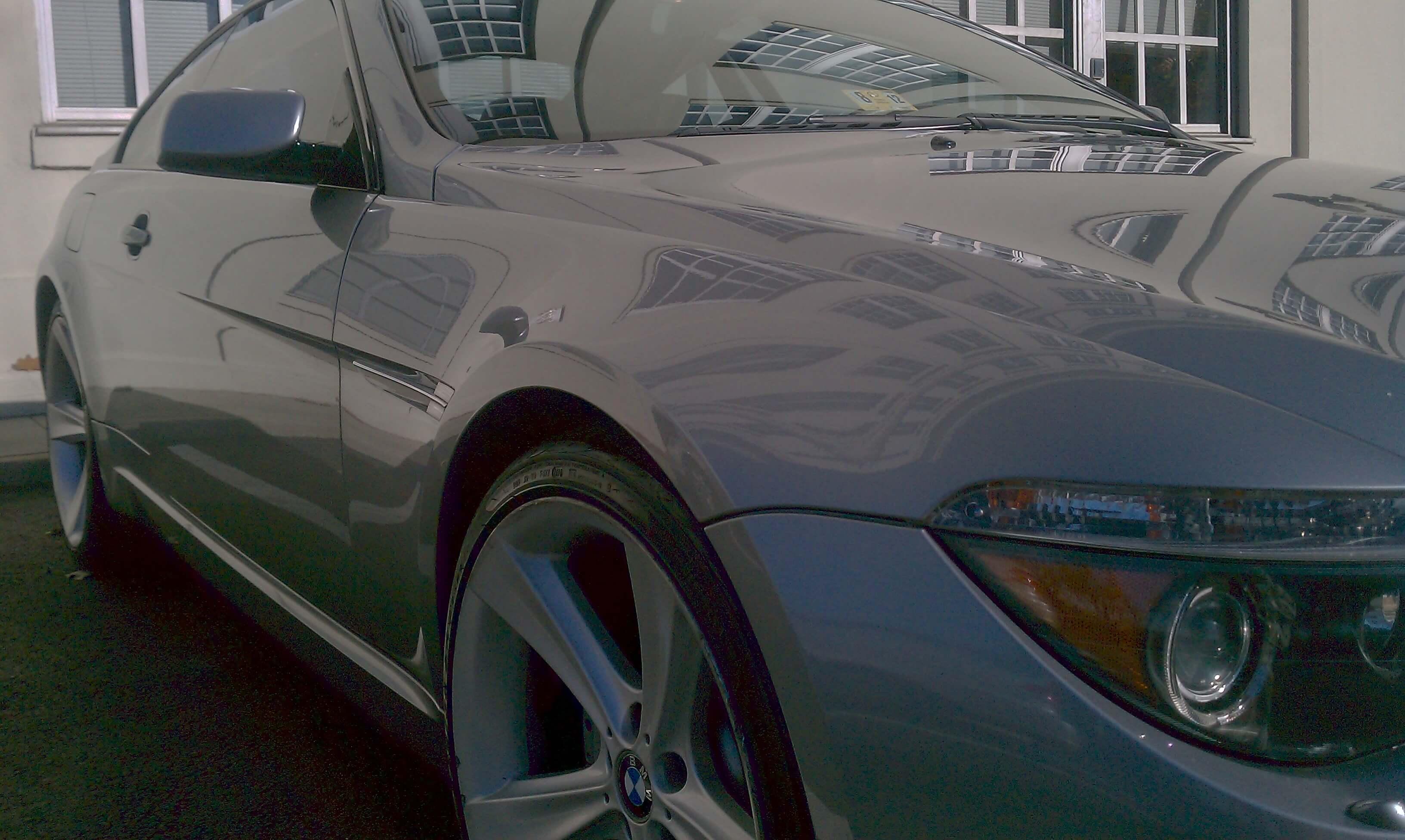 BMW 650 M Sport Auto Detail