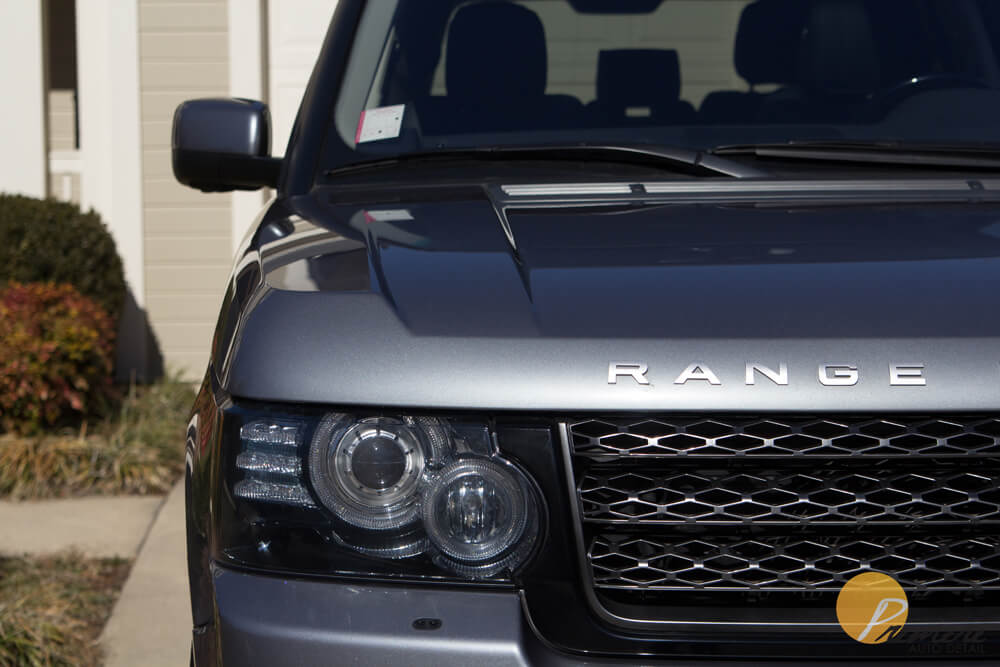 Premere Auto Detail 2012 Range Rover HSE