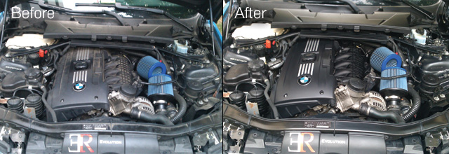 Auto Detailing Maryland Engine Cleaning